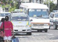 Santa Cruz no acatará el paro de transporte de 48 horas anunciado desde este martes