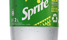 Para un mejor proceso de reciclaje, Sprite lanza su nueva botella transparente