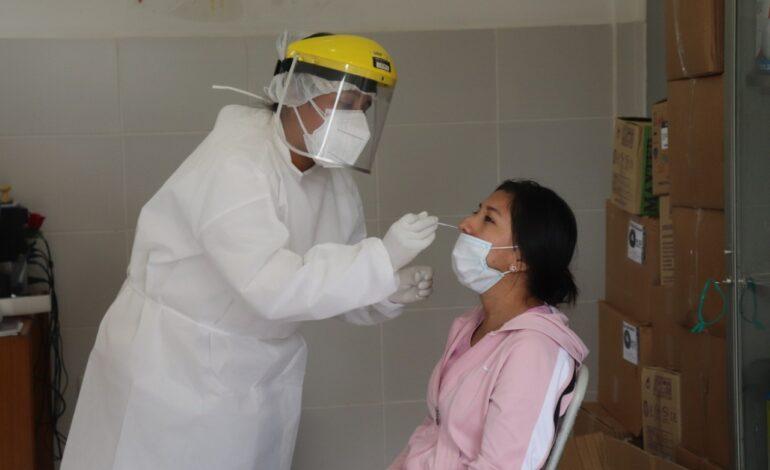 Pruebas gratuitas de antígeno nasal y PCR en 11 Centros de Salud Municipales
