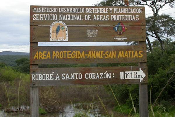 Gobernación cruceña denuncia Gobierno dio vía libre a exploración minera en áreas protegidas