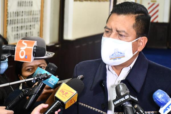 Presidente de diputados dice que es imposible abrogar la Ley de Emergencia Sanitaria
