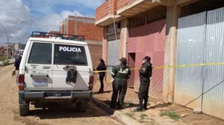 En Sucre, un hombre mata a su pareja, a sus dos hijos y se quita la vida