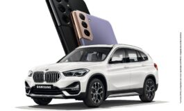 Samsung Galaxy S21 regala un BMW X1