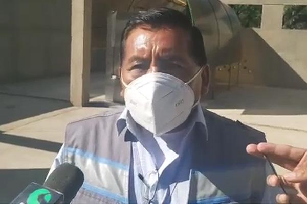 Horno crematorio de Cochabamba al borde del colapso por incremento de muertes Covid-19