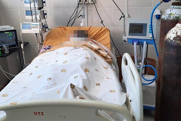 Por saturación de hospitales trasladan pacientes críticos con Covid-19 de Beni a Santa Cruz