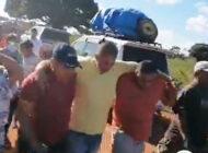 Aprehenden a un subgobernador electo de Beni, pero pobladores impidieron su traslado