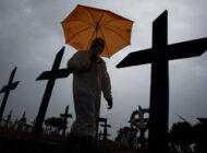 Brasil registra más de cuatro mil muertos por COVID en 24 horas