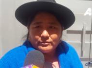 """Exdirigenta de las Bartolinas plantea purgar a los """"dirigentillos vitalicios"""" del MAS"""