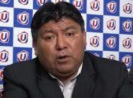 Fallece el rector de la UPEA a causa de la Covid-19