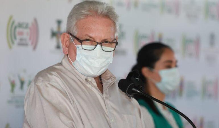 Costas se solidariza con Pinckert y denuncia que persecución «no tiene límites»