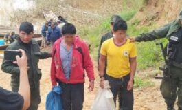 Dan detención preventiva para sospechosos de quemar vivo a un indígena San Borja
