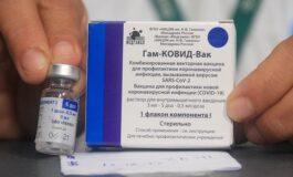 Este domingo, Rusia enviará a Bolivia entre seis y ocho contenedores de la vacuna Sputnik V