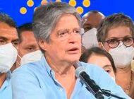 Guillermo Lasso gana la presidencia de Ecuador; Arauz reconoce el resultado