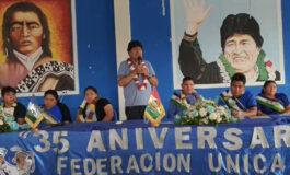 Evo admite derrotas en Bolivia y Ecuador, pero dice 'ganamos en Perú'