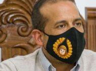 Camacho dice que encontró la Gobernación endeudada, con infraestructura en deterioro y a los trabajadores en hacinamiento