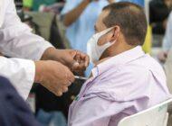 Camacho avisa sobre envío de carta al Gobierno para adelantar vacunación de mayores de 30