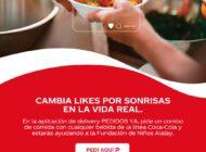 """""""Para Todas las Mesas"""" es la campaña que incentiva  donar un plato de comida para alguien que lo necesita"""