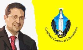 Economista católico dará charla virtual contra el liberalismo
