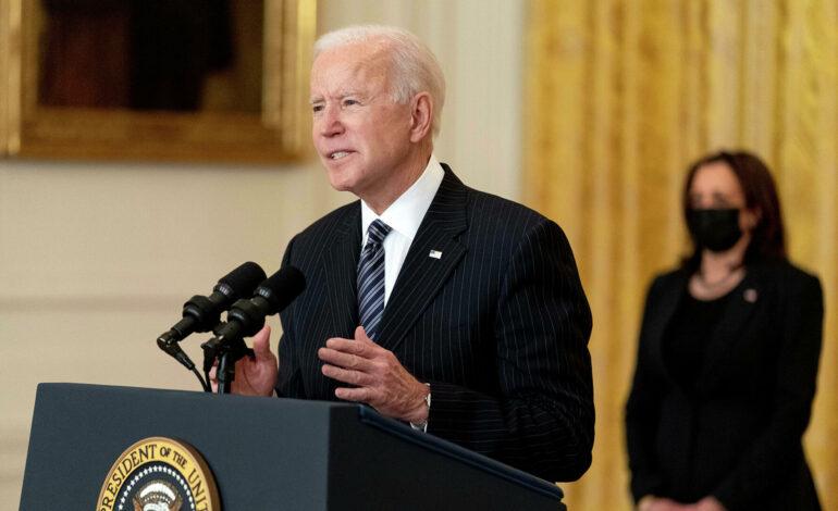 Biden advierte a Rusia: Es probable que terminemos en una guerra