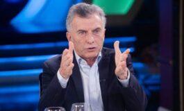 """Mauricio Macri califica de """"disparate"""" la acusación del gobierno boliviano de apoyar el """"golpe"""""""