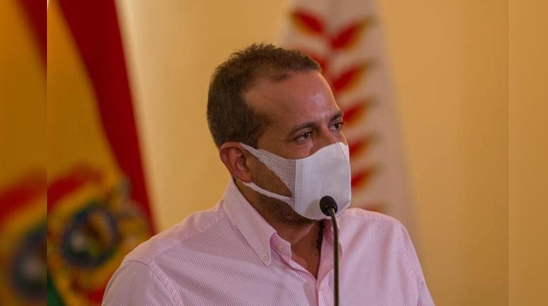 Fiscal General asegura que citarán al gobernador de Santa Cruz por el caso «golpe de Estado»