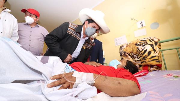 Fuerte sismo registrado en Perú causa más de 40 heridos
