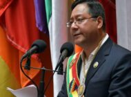 Luis Arce asistirá a la posesión del presidente electo del Perú, Pedro Castillo