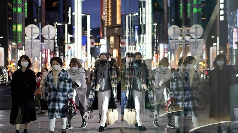 Japón amplía sus medidas contra el auge récord del virus en plenos Juegos