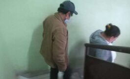 Aparecen los padres de la joven que fue asesinada y su cuerpo semienterrado en Porongo