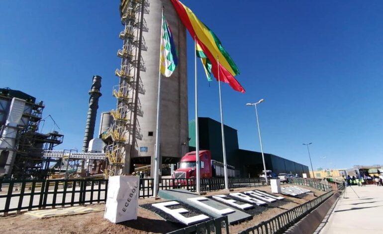 Presidente Luis Arce: Bolivia será uno de los primeros países del continente que producirá energía limpia