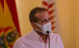 Gobernador Luis Fernando Camacho es internado tras complicaciones en su salud