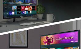 Smart Monitor: la primera pantalla adaptada para el trabajo, aprendizaje y entretenimiento en el hoga
