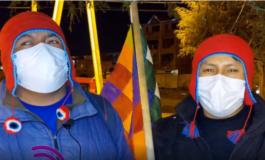 """Los denominados """"Wila lluch'us"""" amenazan con quemar la casa de Amparo Carvajal y la APDHB"""