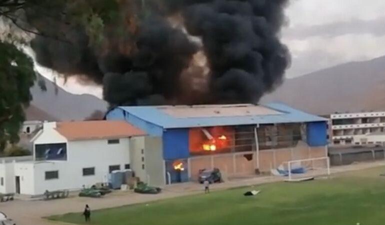 Al menos 12 heridos deja la explosión en Camargo; el incendio aún no fue sofocado