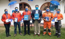 Nacional Seguros celebra 22 años de vida donando 348 pólizas de seguro al Grupo de Salvamento S.A.R.