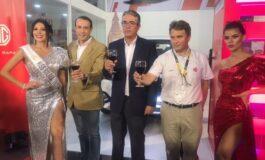 SACI le da la bienvenida a MG Motors y presenta modelos premiados