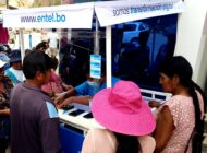 ENTEL amplía servicio de fibra óptica en Caranavi e instala 600 nuevos puntos