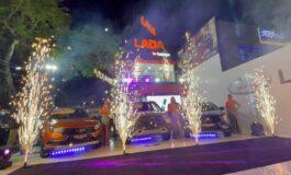 Todo el poder de LADA llega  desde Rusia a Expocruz 2021