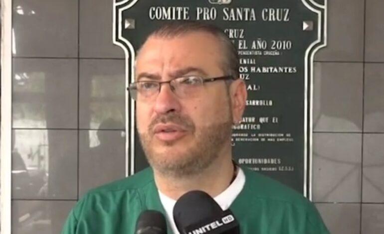 Rómulo Calvo en el día del 'wiphalazo': 'Un trapo no hace nada, un trapo no nos representa'