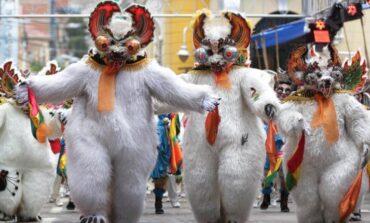 Se confirma la realización del Carnaval de Oruro 2022