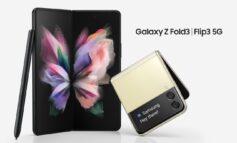 Samsung presenta combos especiales para los Galaxy Z Fold3 y Z Flip3