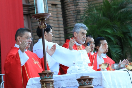 Misa Crismal para el Martes Santo