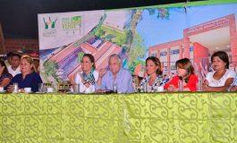 Alcalde entrega moderno hospital municipal con atención de 24 horas en el Distrito 12
