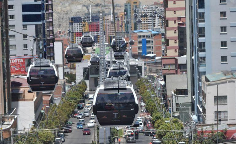 Mi Teleférico inaugura operaciones de emblemática 'Línea Blanca'