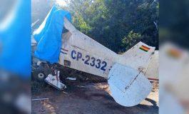 Cae una aeronave y fallece joven piloto