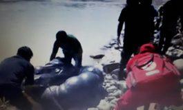 Hallan el cuerpo del último pescador ahogado en Bermejo.