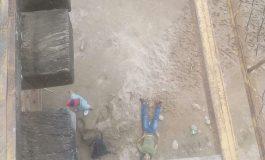 Hombre muere al caer del puente ferrocarril de Villamontes
