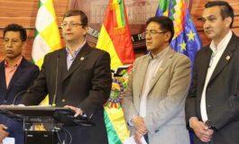 """Demócratas acusan al MAS de organizar un """"complot"""" contra Leyes"""