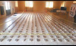 Incautan más de media tonelada de droga en Santa Cruz