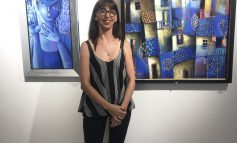 Tania Maldonado honra a la mujer boliviana a través de la pintura